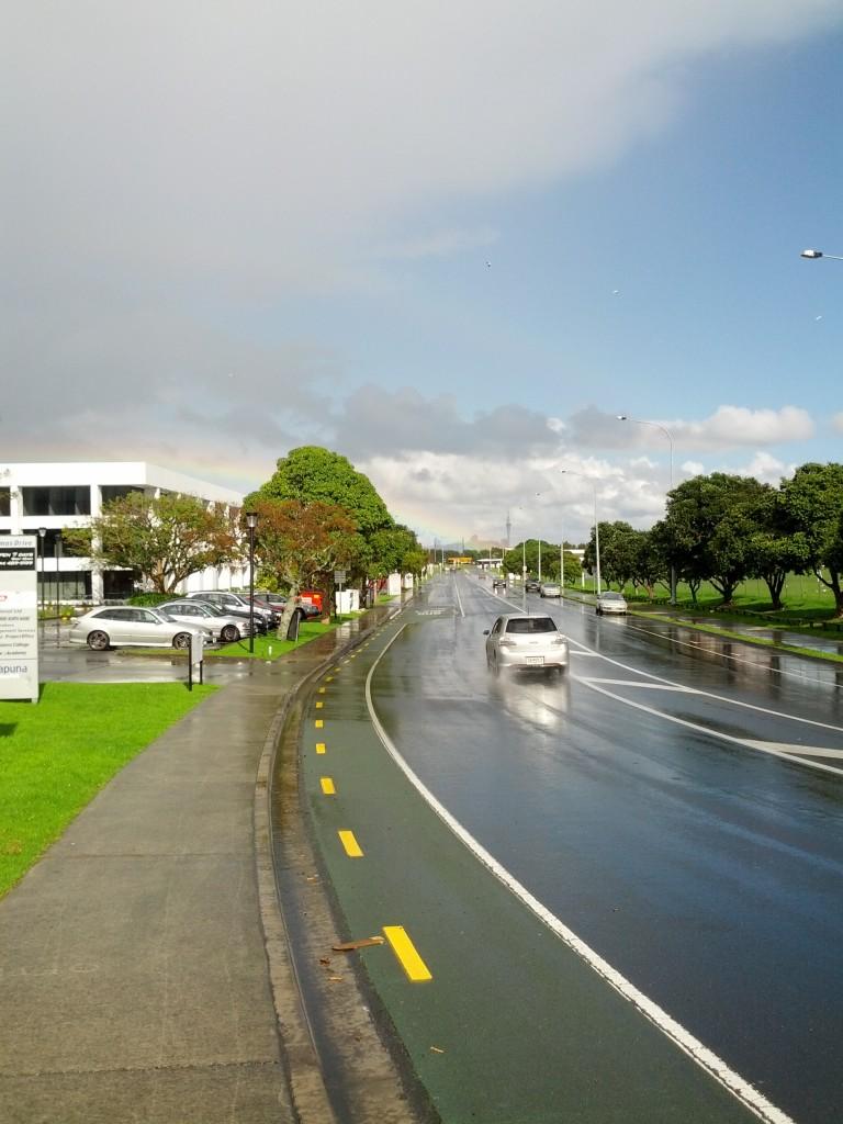 Suburban Auckland