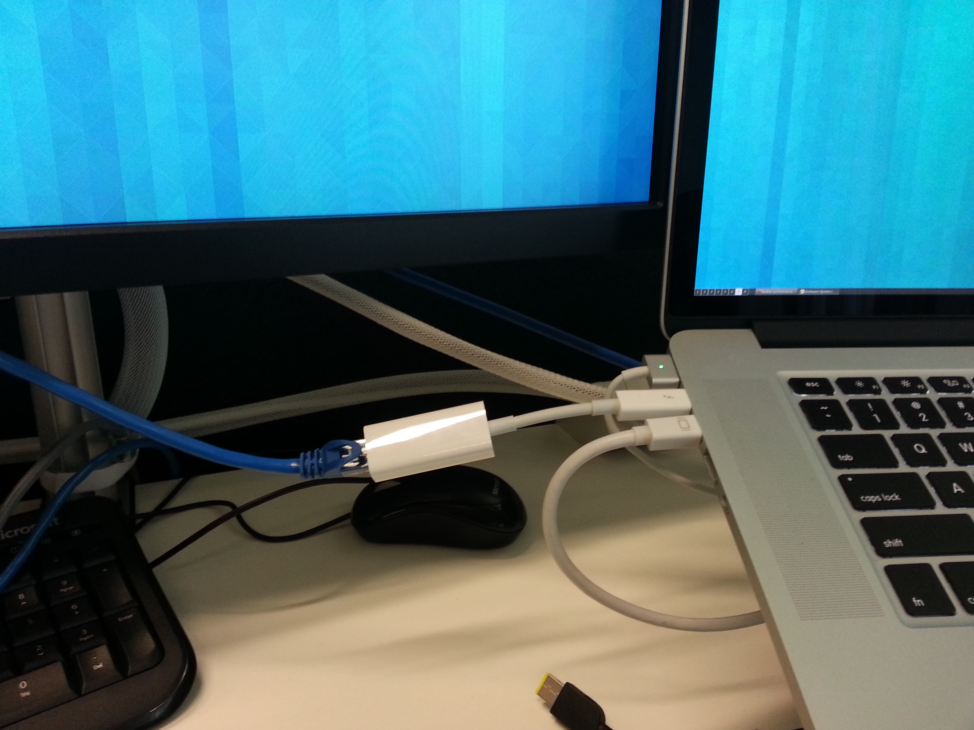 Thunderbolt and other Macbook hardware issues with Linux